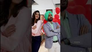 ❤️❤️ Satinder Sartaj New Song   YouTube Shorts   Isha Rikhi   Punjabi Song