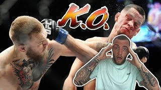 Top 10 Conor McGregor  KNOCKOUTS