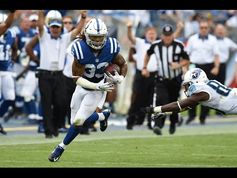 Dwight Lowery 2015 Colts Highlights