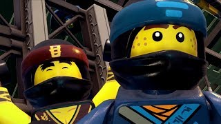 New Details on The LEGO Ninjago Movie Video Game