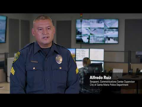 City of Santa Maria Enhances Community Protection with Next Gen Technology
