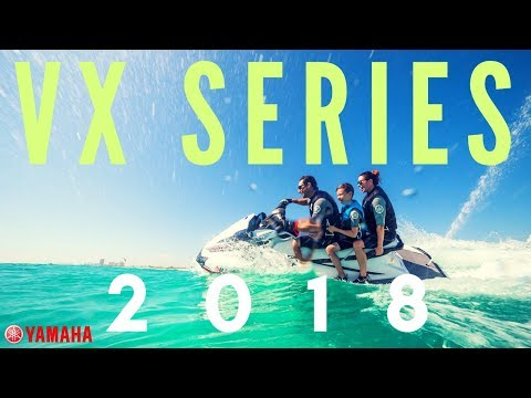 VX Deluxe Fleet w/ Reverse & No Wake Mode!