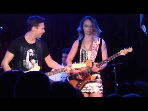 Samantha Fish and Laurence Jones - (My Eyes) Keep me in Trouble