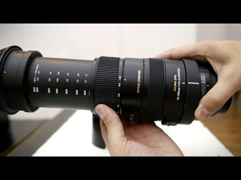 sigma 50 500mm f 4 5 6 3 os hsm lens review with samples aps c and full frame youtube. Black Bedroom Furniture Sets. Home Design Ideas