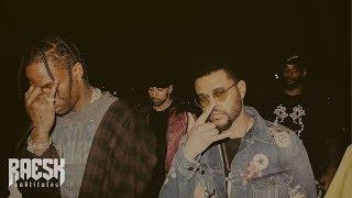 Travis Scott & The Weeknd - WAKE UP (Lyrics & Subtitulado)