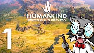 Pinstar Plays Humankind (Press Build Preview) 1: The Harappans