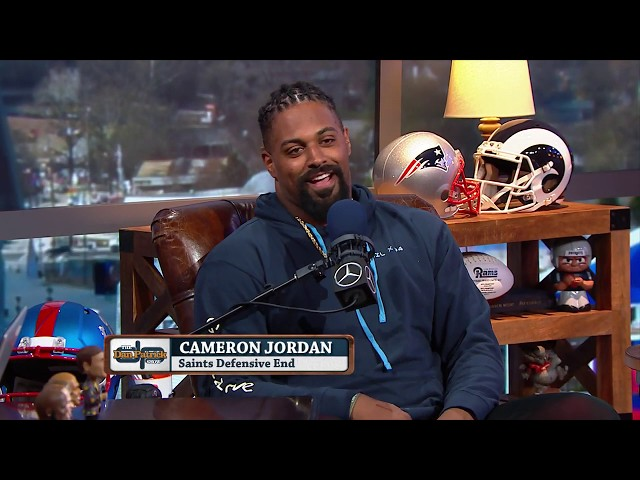 That Time the Browns Drafted Cameron Jordan After Hed Already Been Drafted | The Dan Patrick Show