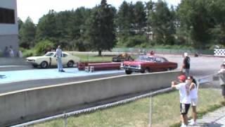 1968 442 vs. 1967 GTO