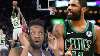 WAS KYRIE THE PROBLEM THE WHOLE TIME!? CELTICS vs HAWKS HIGHLIGHTS
