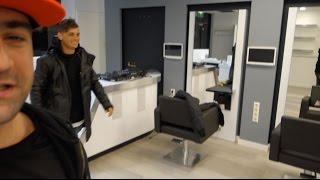 Salon verbouwd, DJ booth gelijk getest door DE NR1! - HANNI HANNA VLOG97