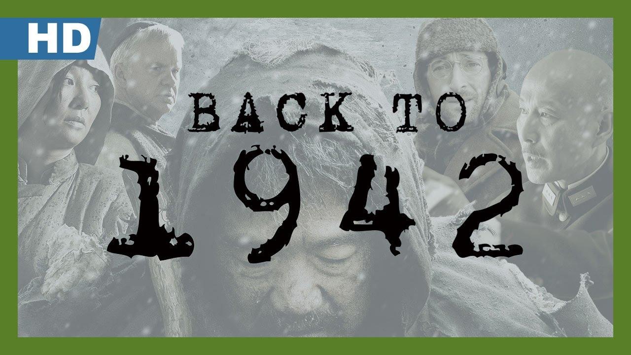 Back to 1942 (Yi jiu si er) (2012) Trailer
