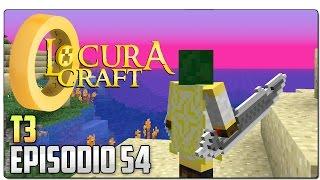 LOCURACRAFT 3 - EP 54   El mundo de los sueños - Witchery   MINECRAFT SERIE DE MODS