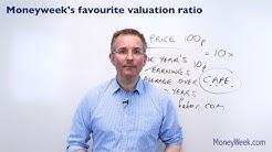 'Cape':  our favourite valuation ratio - MoneyWeek Investment Tutorials