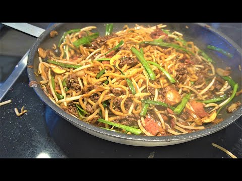 The Perfect MONGOLIAN GRILL.