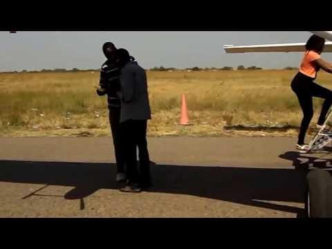 Juba Airport South Sudan (ROSS)