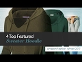 4 Top Featured Sweater Hoodie Amazon Fashion, Winter 2017
