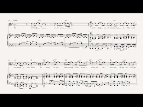 Viola - Turning Tables - Adele - Sheet Music, Chords, & Vocals - YouTube