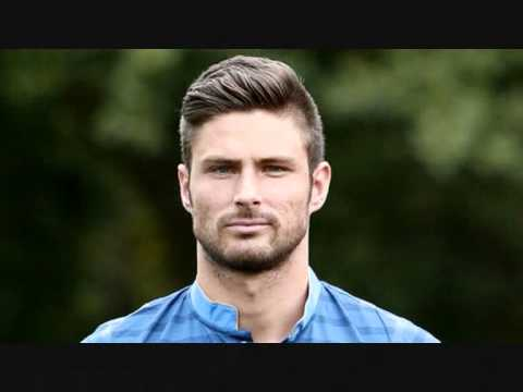 Olivier Giroud Hairstyle