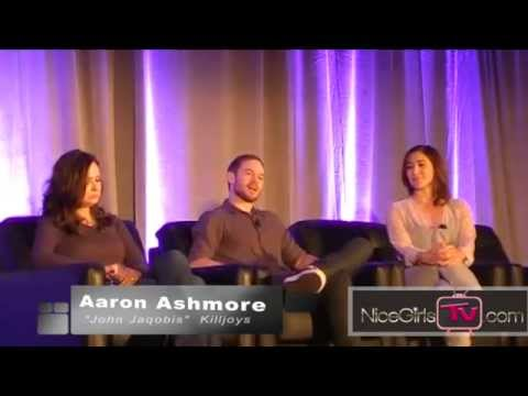 Aaron Ashmore Contrasts His Characters on Warehouse 13 & Killjoys