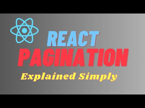 How to make table pagination in react