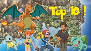 My Top 10 Favorite Pokémon Indigo League Episodes
