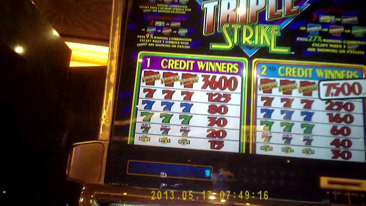 Best Slot Machines In Mgm Grand