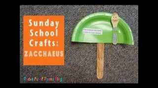 DIY Sunday school craft projects ideas