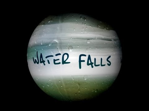 WATER FALLS - A Science On a Sphere Movie about GPM (Global Precipitation Measurement)