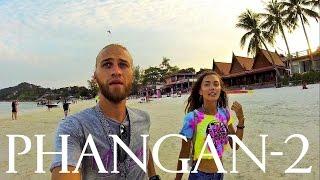 Панган 2|Таиланд | Покажем настоящий рай и то, как люди в нём живут!|Тайные острова|