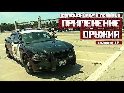 Применение оружия сотрудниками полиции [Выпуск 17 2019]