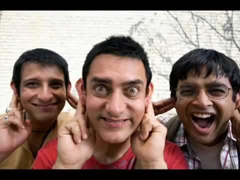 YouTube - 3 Idiots- Jaane Nahin Denge -(Full Song).flv