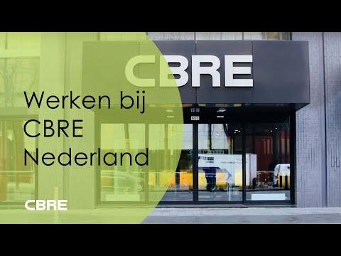 Werken bij CBRE Nederland