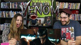 Venom - Official Trailer Reaction / Review