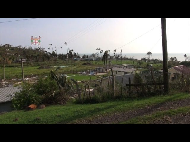 Fiji eyes more cyclone aid