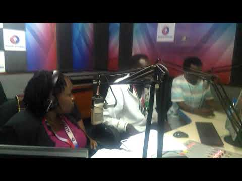 Kaploti Mwenyewe   Drive on show interview with Tina ogal& Munai general @Citizen radio  prt 1
