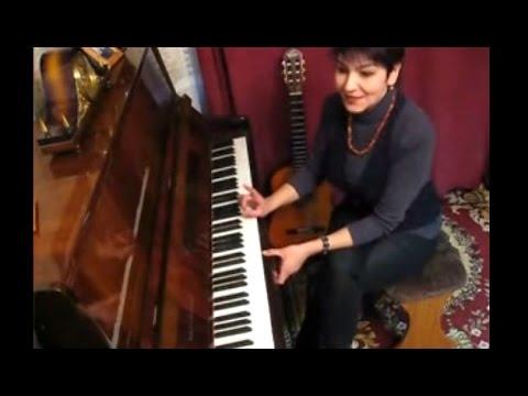 3. Научиться играть на пианино без нот Аккомпанемент ШКОЛА ...