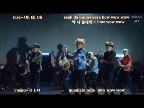 BTS - FIRE  DANCE VER.