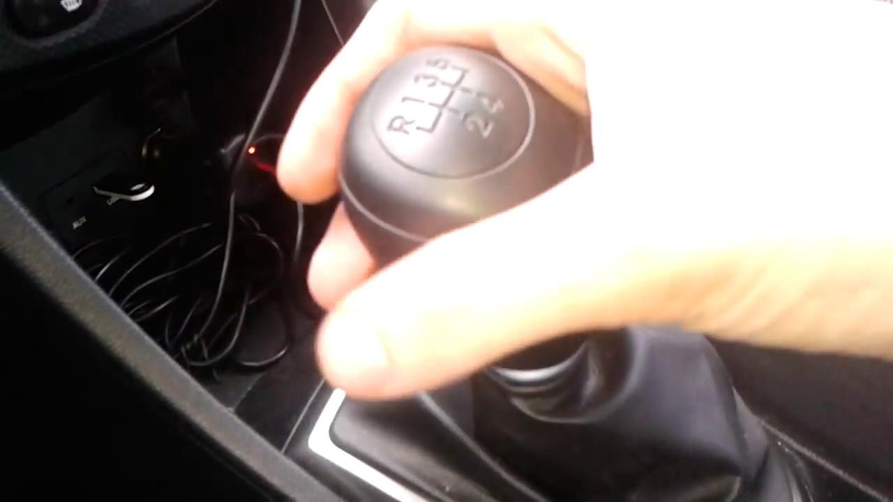 как включить заднюю передачу на механике volkswagen