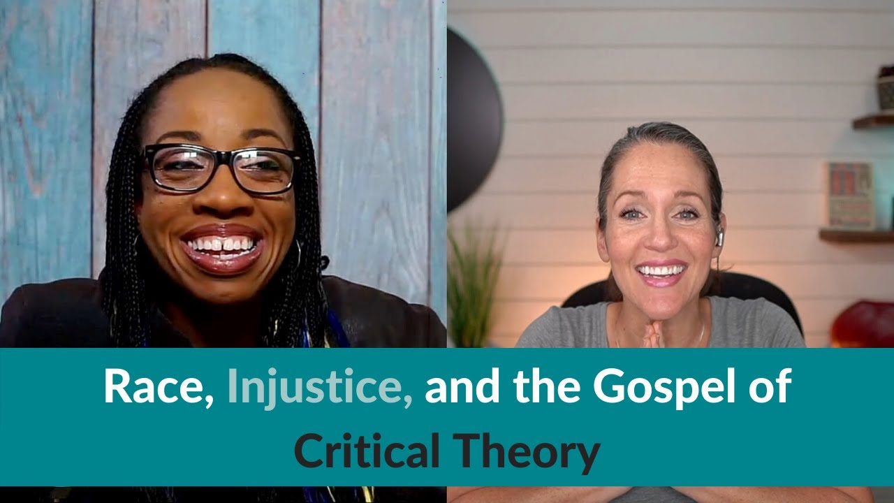 Race, Injustice, and the Gospel of Critical Race Theory, With Monique Duson —#72