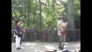 18th Century Weapons: Musket vs. Rifle
