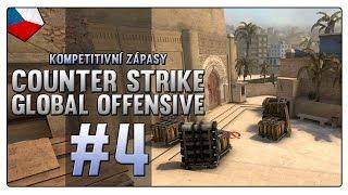 Counter Strike: Global Offensive - |#4| - Kompetitivní zápasy - Mirage! | Český Gameplay