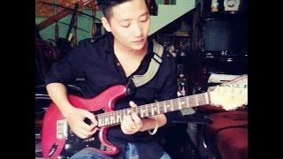 Lặng lẻ tổn thương Mr Siro guitar cover by Vudzen