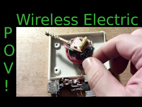 Wireless Electric POV !