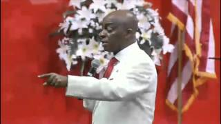 Bishop Oyedepo:Prophetic Impartation @ Winners Chapel Maryland April 28,2015