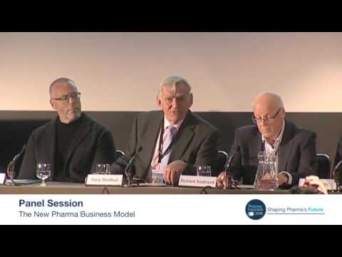 New Pharma Business Model Product Versus Outcomes: Pharma Integrates 2016