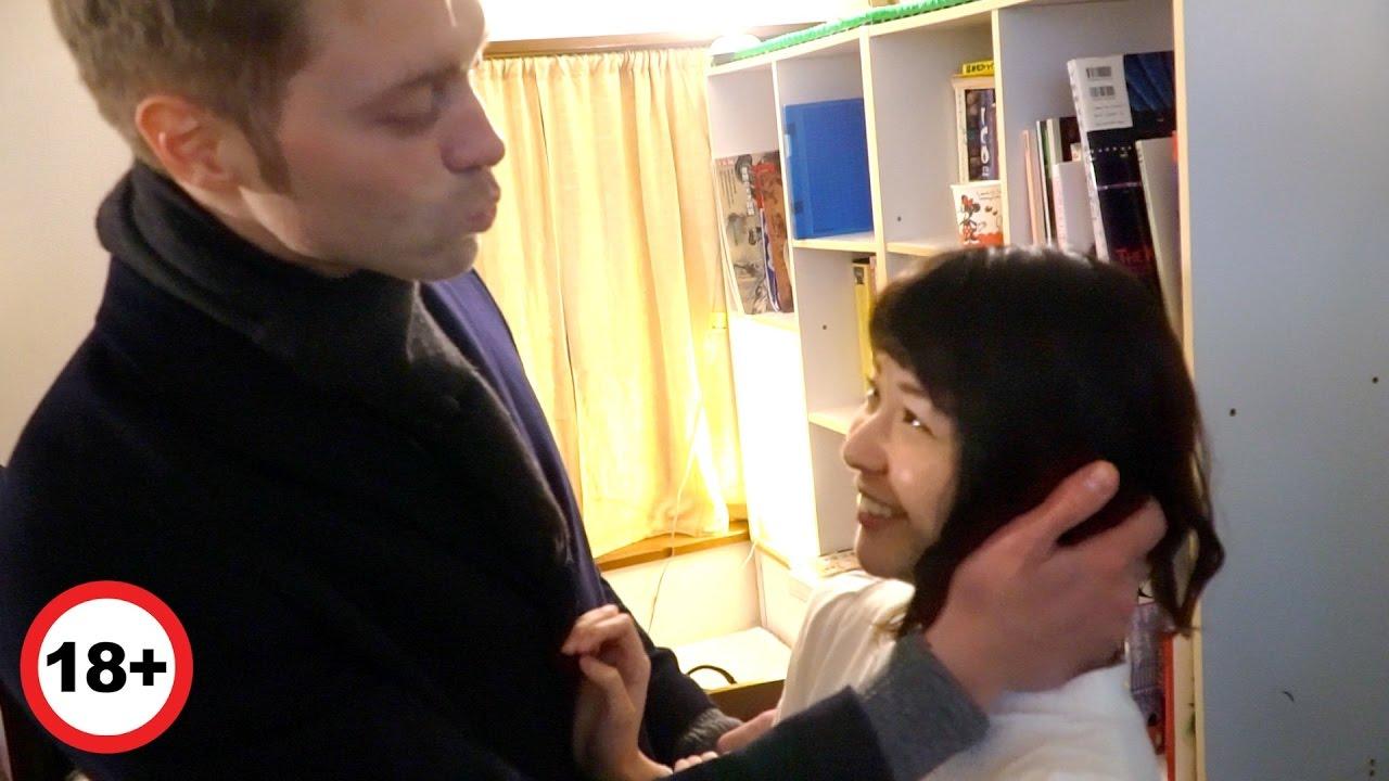 Странный японский секс