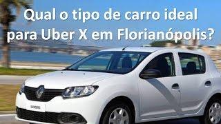Tipo de Carro Ideal para o Uber X