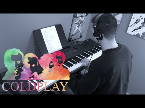 """""""Hypnotised"""" - Coldplay Piano Cover - Jon Pumper"""