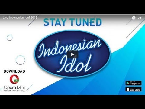 RCTI Live Streaming Indonesian Idol - Cara Nonton Via YouTube Android