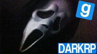GHOSTFACE ! - Garry's Mod DarkRP